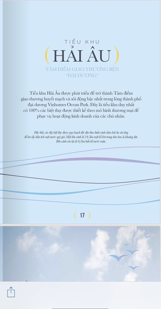 Phân khu Hải Âu Vinhomes - Biệt thự Vincity Gia Lâm có được phép kinh doanh hay không ?