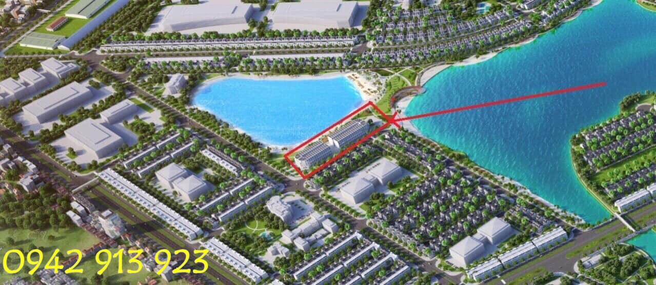 Mở bán 60 căn Shop Dịch Vụ Biển Hồ Nước Mặn Vinhomes Ocean Park Gia Lâm