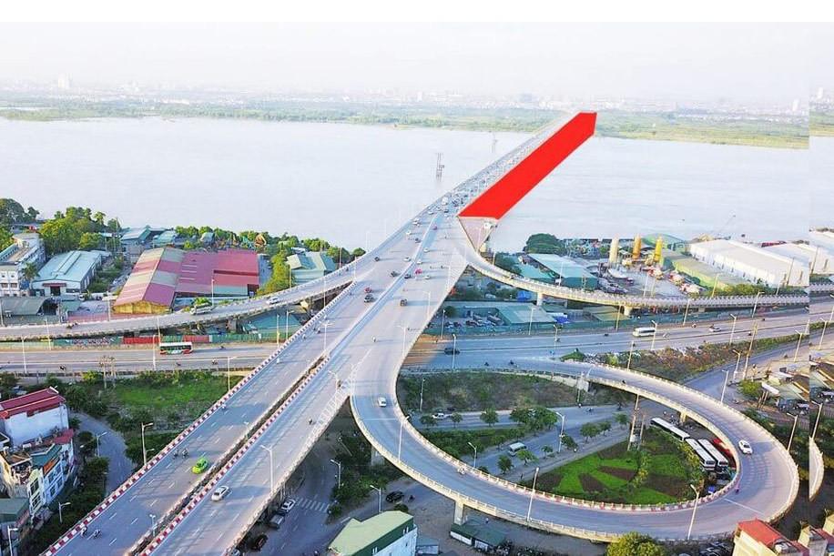 Phê duyệt quyết định đầu tư xây dựng cầu Vĩnh Tuy giai đoạn 2 ngày 11/02/2020